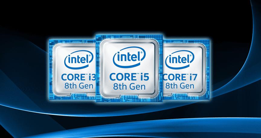 پردازنده Intel Core i5 8365U