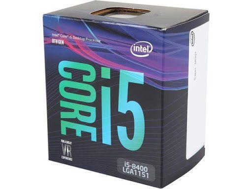 پردازنده اینتل i5